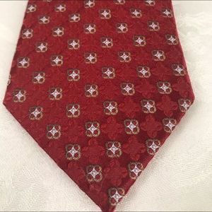 Hugo Boss Silk Tie Made In Italy. NWOT